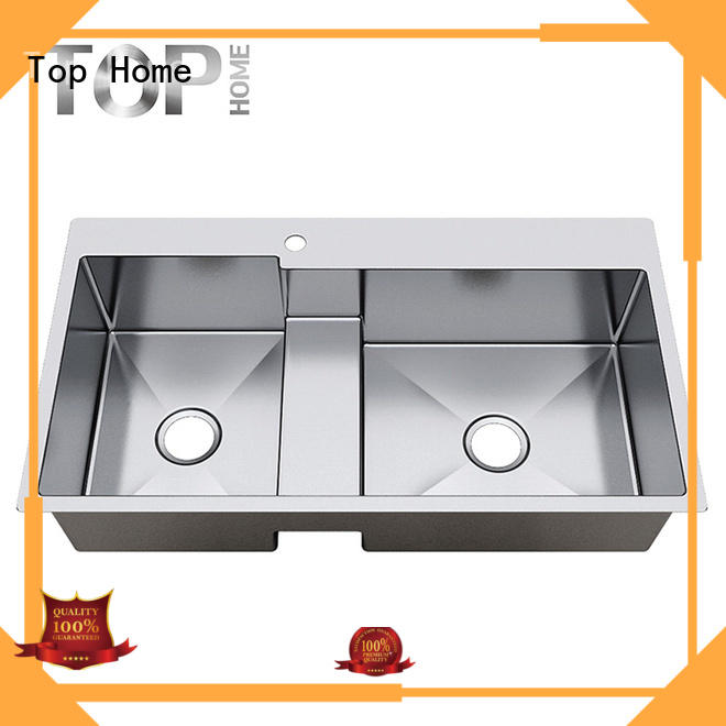 single cheap kitchen sinks easy cleaning villa Top Home