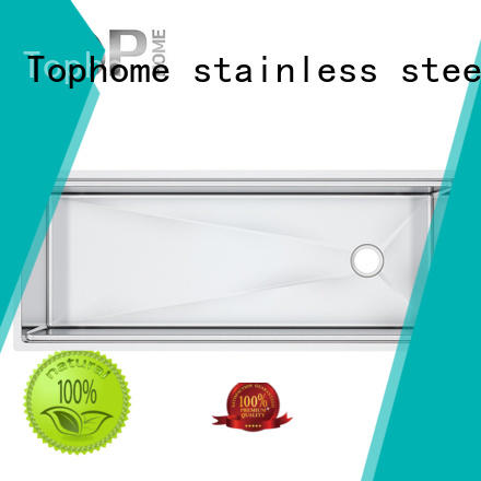 Top Home handmade galley sink certification for kitchen