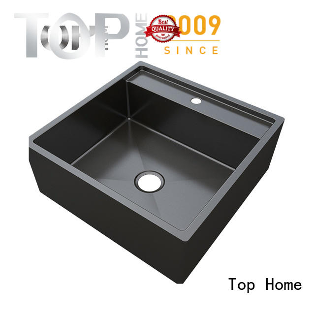 Top Home modern stainless kitchen sinks double bowls for apartment