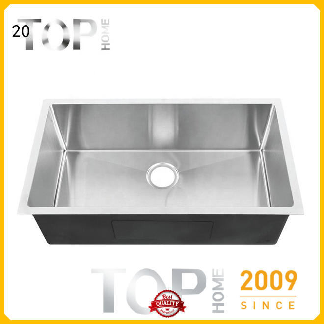 good quality home depot undermount sink bowls Eco-Friendly restaurant