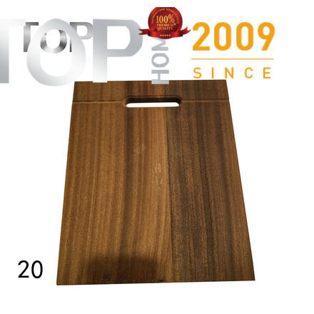 Top Home bamboo handmade cutting boards material for cooking