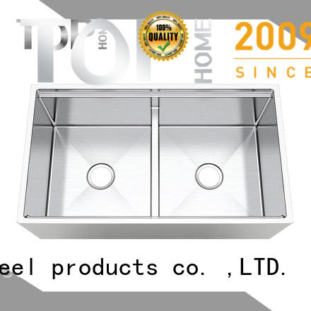 Top Home skilled apron sink supplier for kitchen