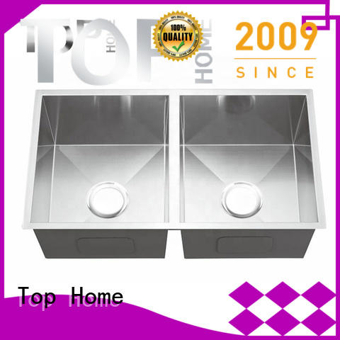 Top Home easy to clean under mount sink easy installation for cooking