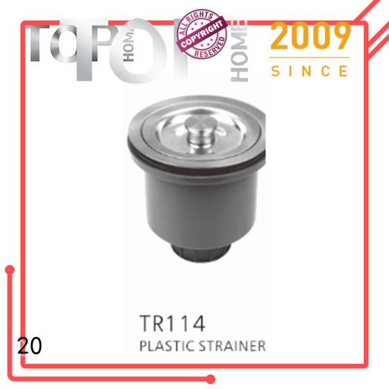 Top Home 114cm drain strainer to all kitchen sink accessories