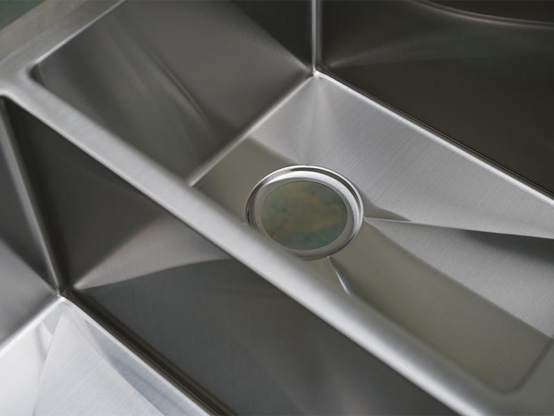 durable stainless steel kitchen sinks radius easy cleanning