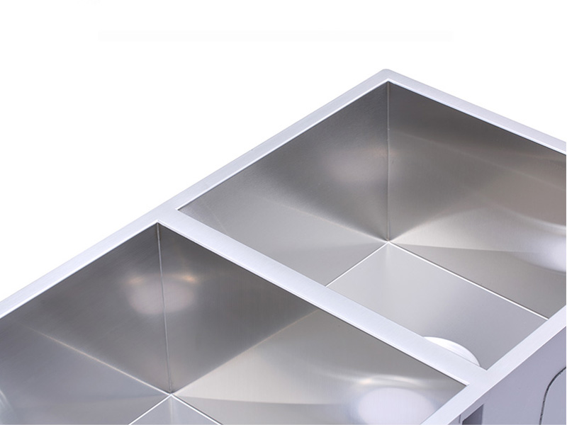 Top Home easy to clean under mount sink easy installation for cooking-7