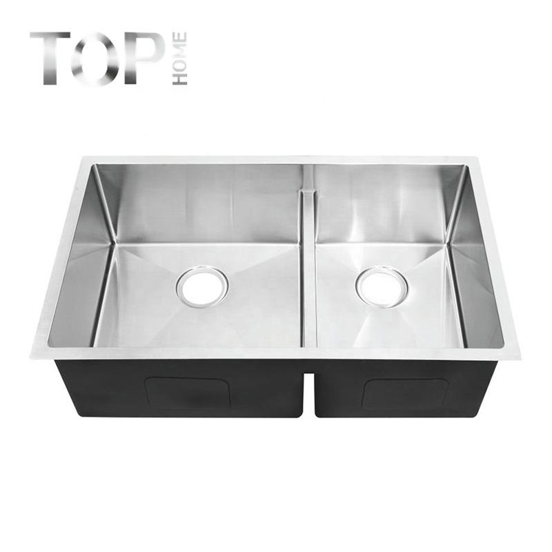 LDR3218BL stainless steel industrial sink with cupc certification undermount for sales