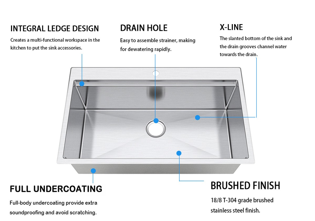 convenience multifunction sink single wash easily-6