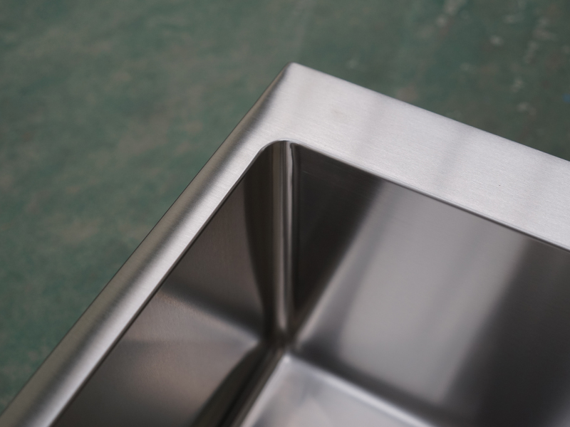 Top Home good quality stainless steel farmhouse sink dewatering rapidly for countertop-8