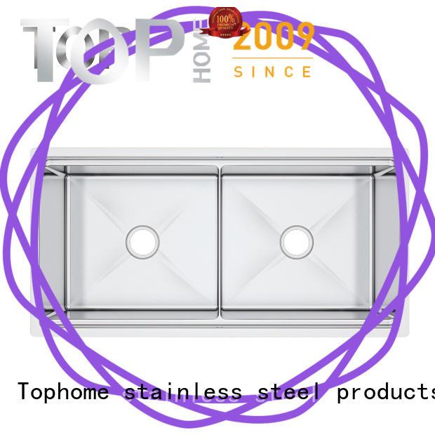 Top Home t3320 single bowl kitchen sink manufacturer