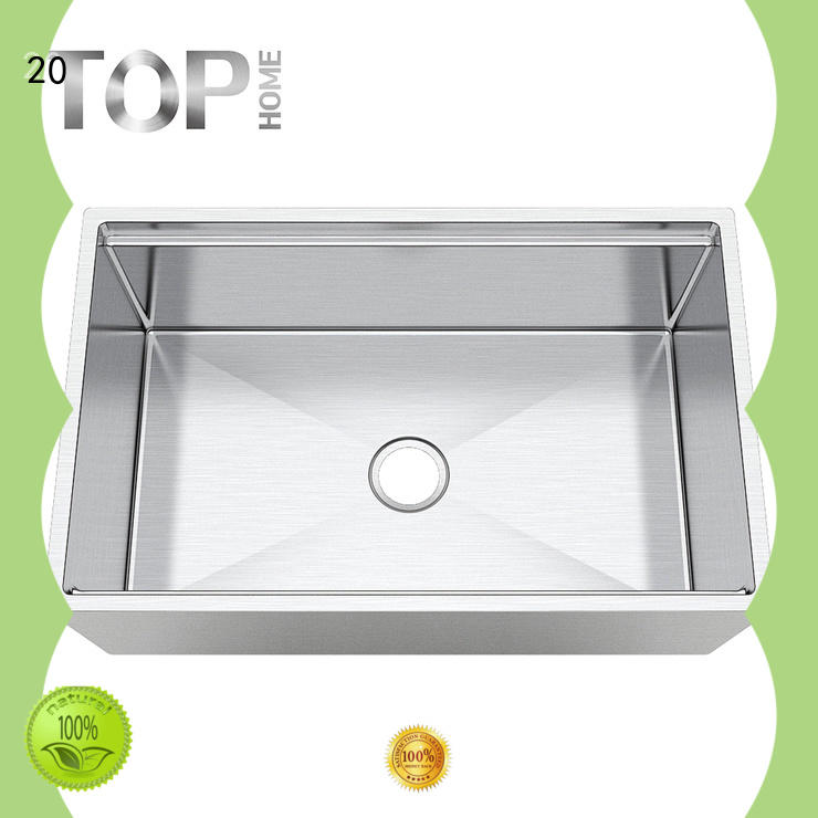 Top Home good quality zero radius kitchen sinks easy cleanning restaurant
