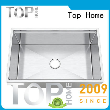 Top Home good quality stainless farmhouse sink for sale for cooking