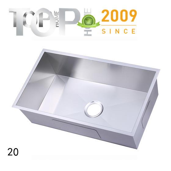 Top Home 8044br undermount kitchen sink convenience kitchen