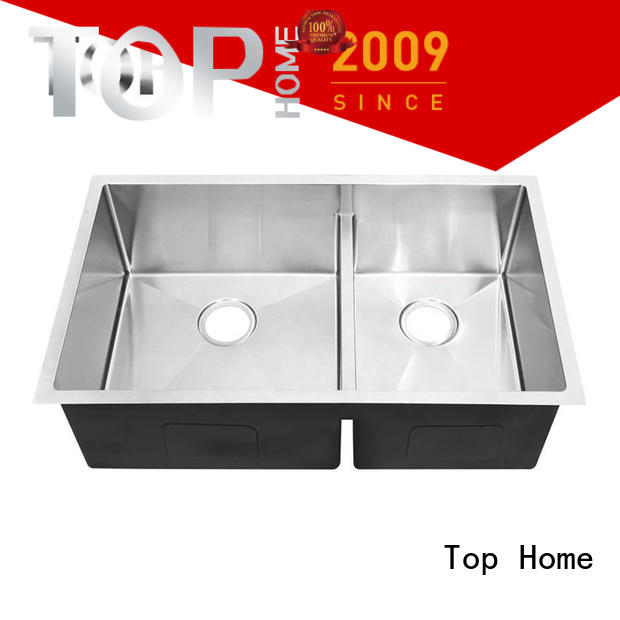 Top Home double under mount sink convenience outdoor countertop