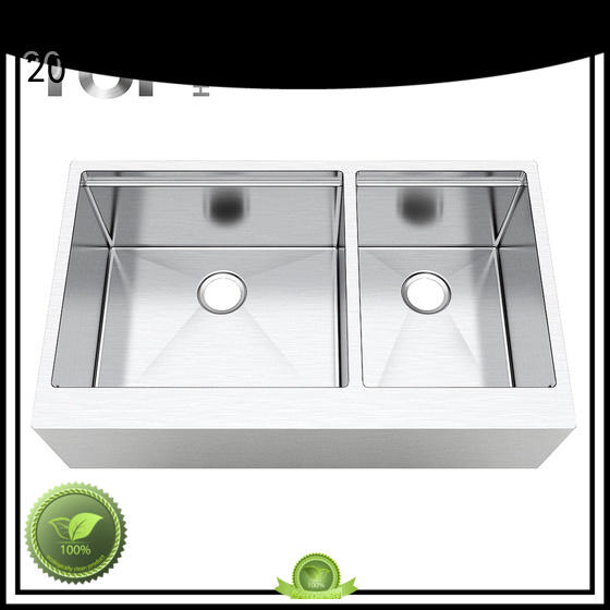 stainless steel farmhouse sink gauge for restaurant Top Home
