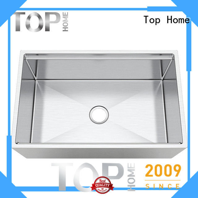 Top Home double farmhouse sink supplier for kitchen