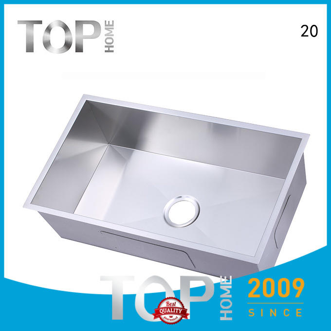 Top Home easy to clean kitchen sink styles durability outdoor countertop