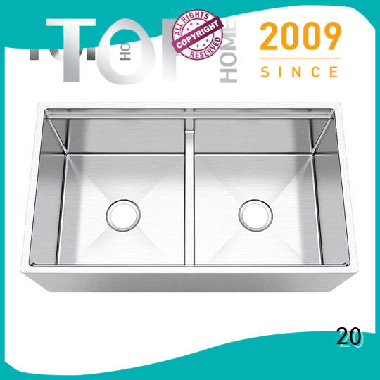 Top Home apron front kitchen sink for sale for outdoor