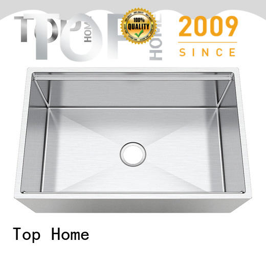 Top Home cupc farmhouse apron sink easy cleanning for restaurant