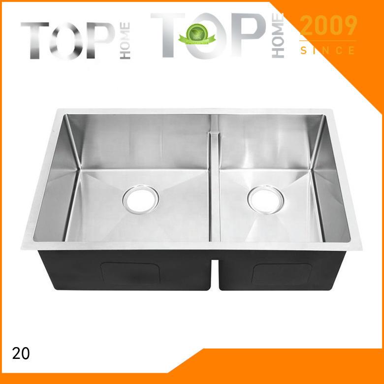 industrial undermount kitchen sink single easy installation restaurant