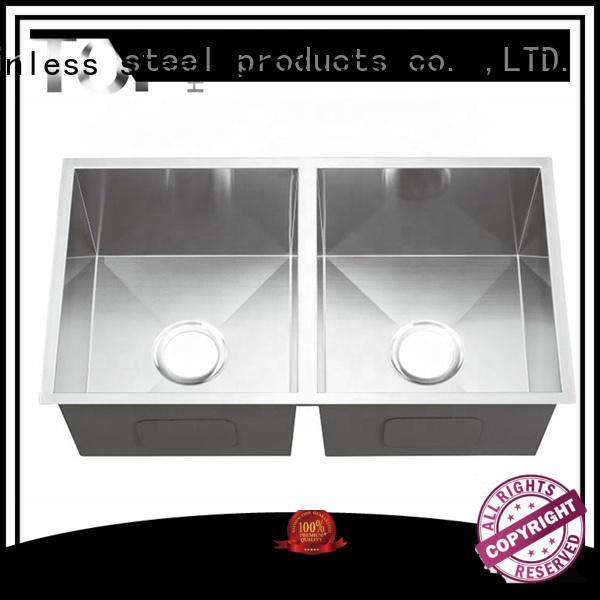 good quality stainless undermount sink easy installation restaurant