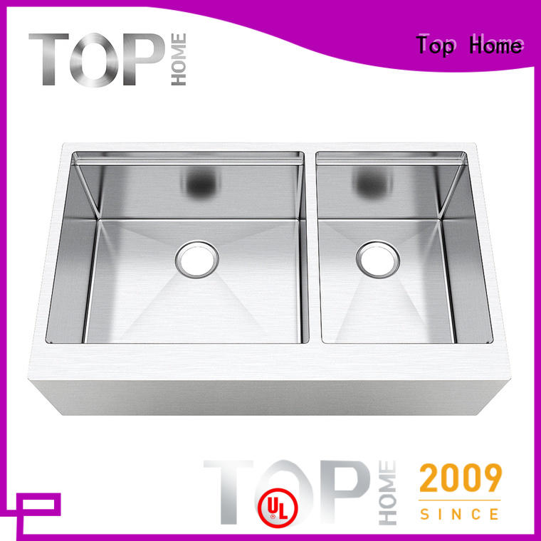 Top Home perfect stainless apron sink for sale for outdoor