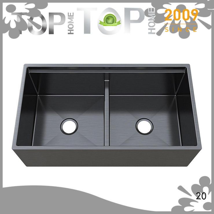 installation black sink metal for kitchen Top Home