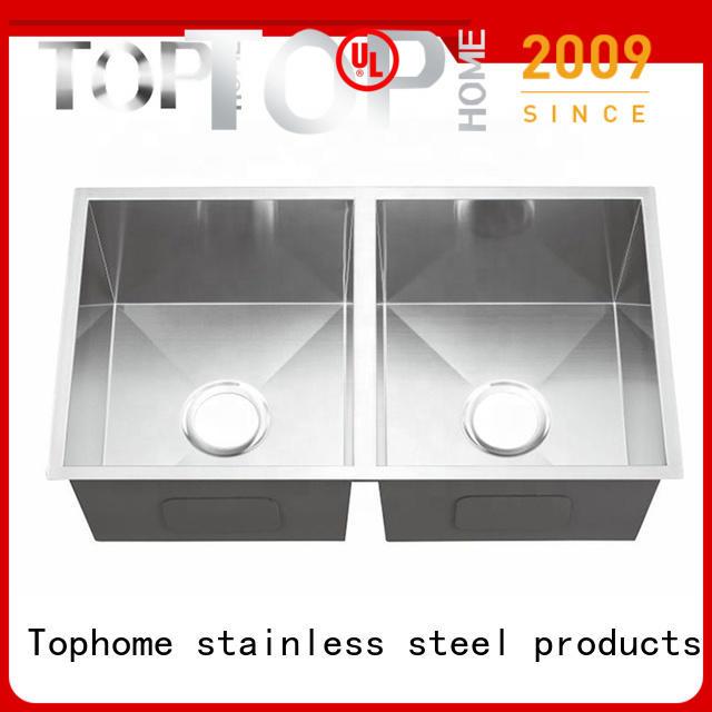Top Home industrial undermount kitchen sink durability kitchen
