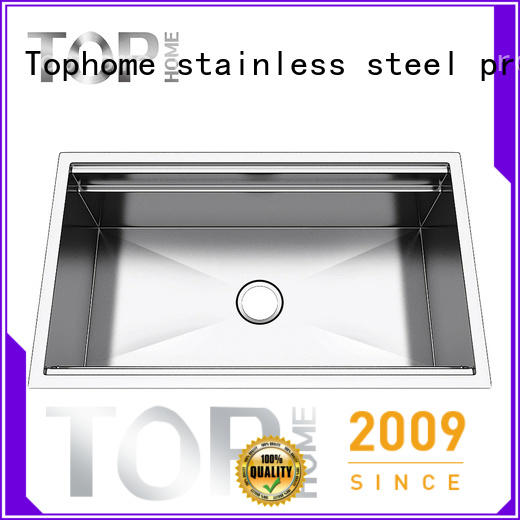 10mm double bowl kitchen sink easy cleanning Top Home