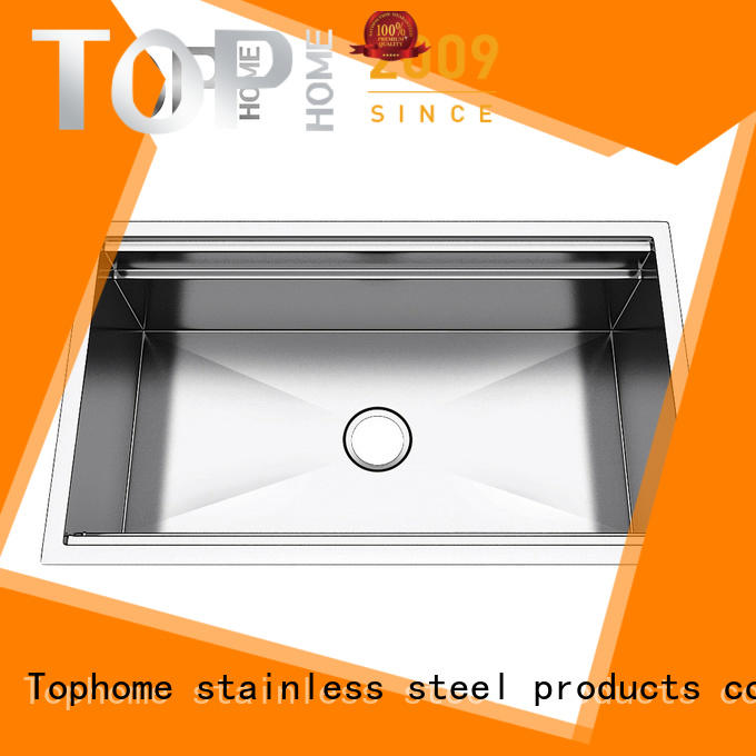 Top Home inch galley sink manufacturer for cooking