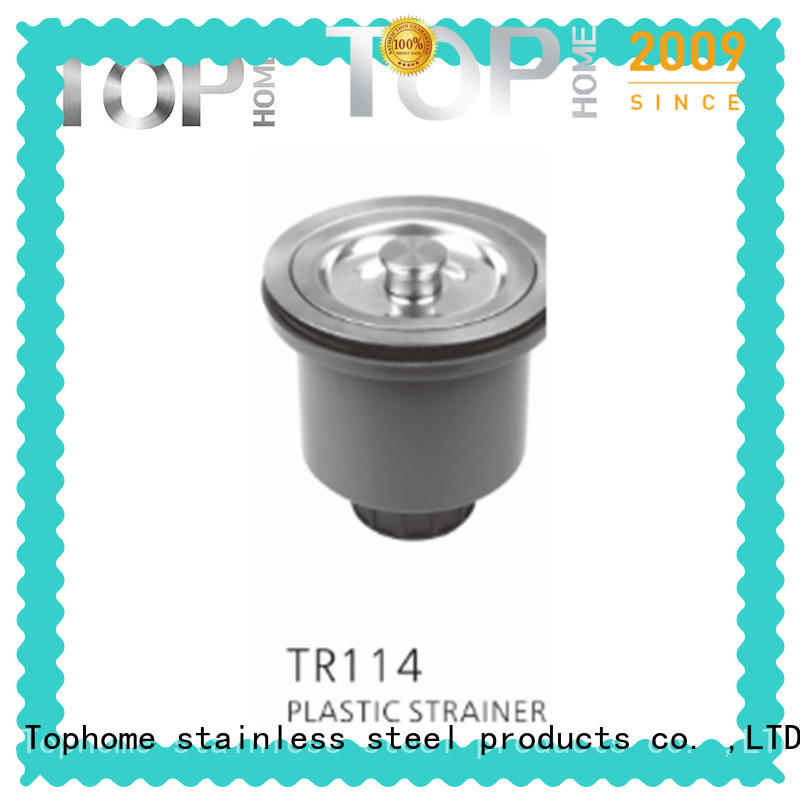 Top Home style sink strainer basket easy installation restaurant