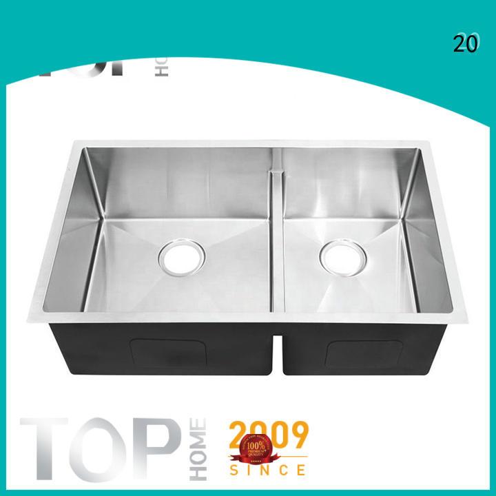 Top Home industrial kitchen sink styles durability kitchen