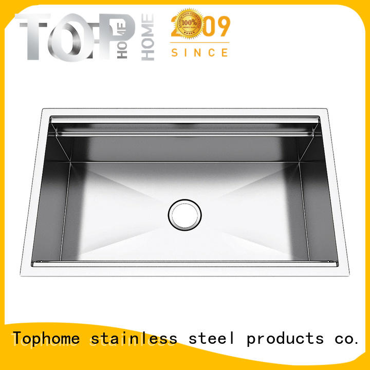Top Home ldr4020c galley sink easy cleanning for restaurant