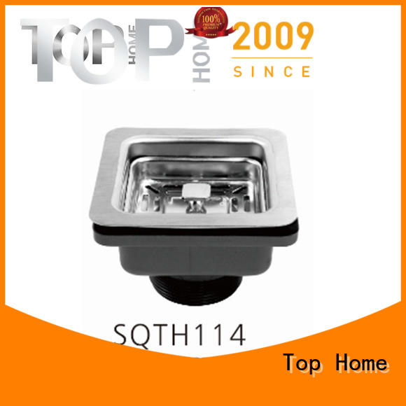 Top Home ts114 sink drain easy installation restaurant