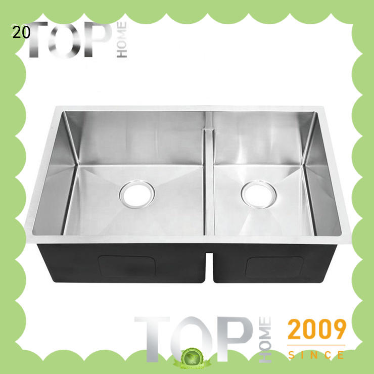 Top Home industrial stainless undermount kitchen sinks inch outdoor countertop