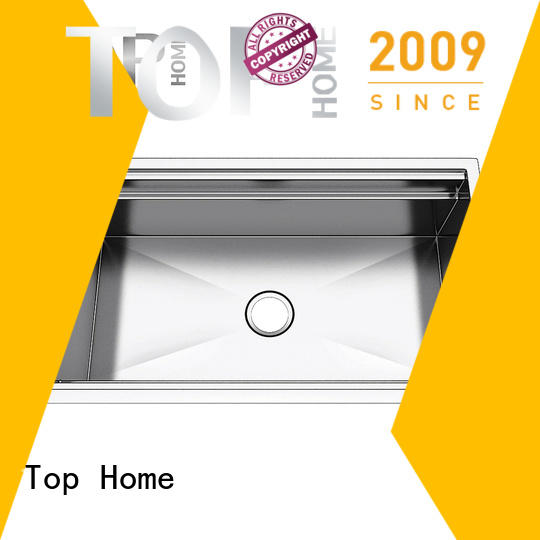 Top Home convenience undermount stainless steel kitchen sink for sale for outdoor