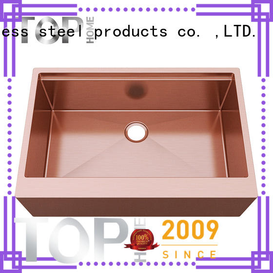 Top Home steel types of kitchen sinks factory price for restaurant