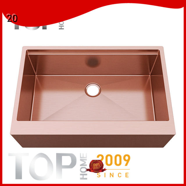 Top Home color stainless steel sink sizes for sale for restaurant