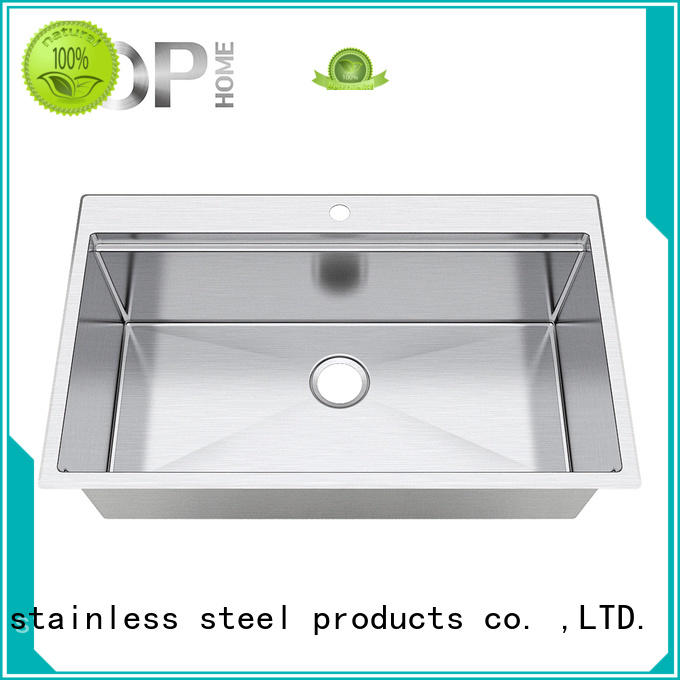 stainless double basin kitchen sink inside for restaurant Top Home
