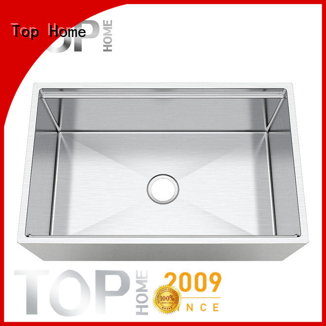 good quality apron front sink certification durable for restaurant