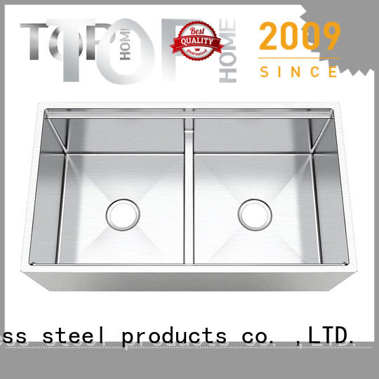 Top Home stainless stainless farmhouse sink for sale for kitchen