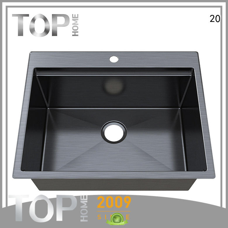 Top Home t2520 stainless kitchen sinks online for kitchen