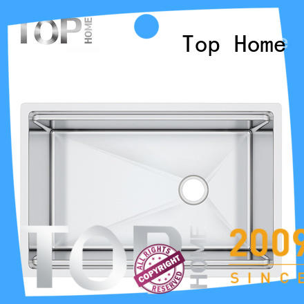 Top Home convenience double bowl kitchen sink for sale for outdoor