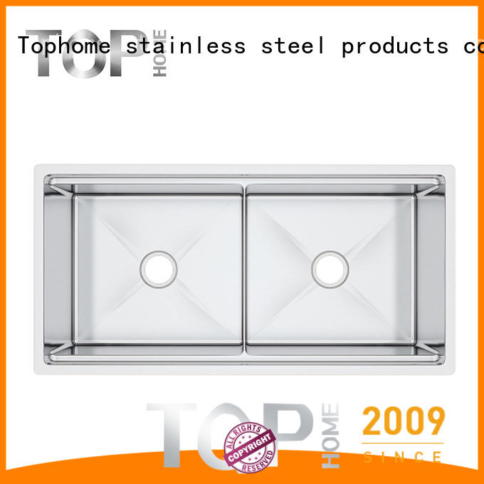 Top Home convenience stainless steel kitchen sinks online for countertop