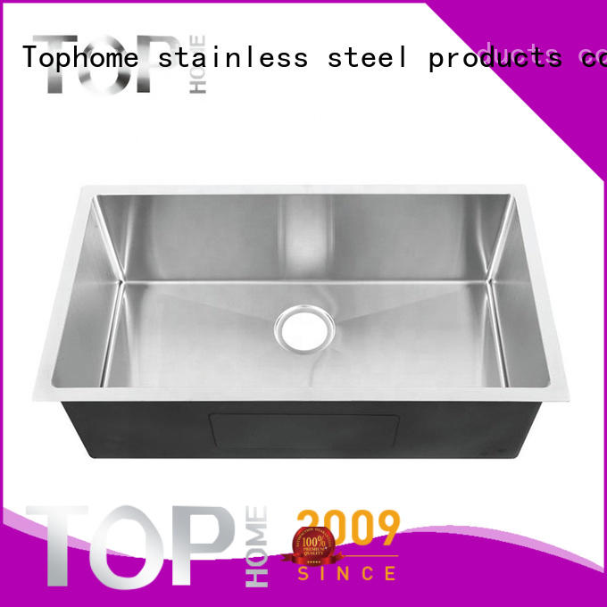 Top Home stainless under mount sink highest quality outdoor countertop