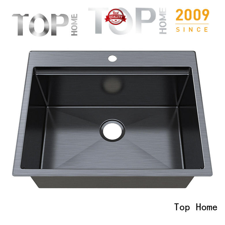 Top Home modern stainless steel bathroom sink factory price for farm