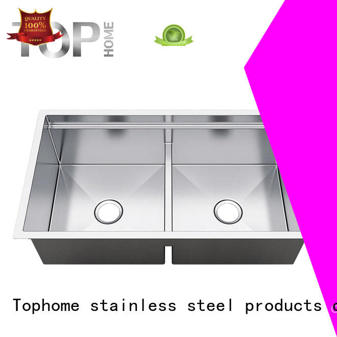 single stainless steel under mount sink manufacturer for cooking