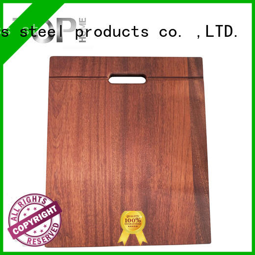 Top Home maple over the sink cutting board supplier for chopping