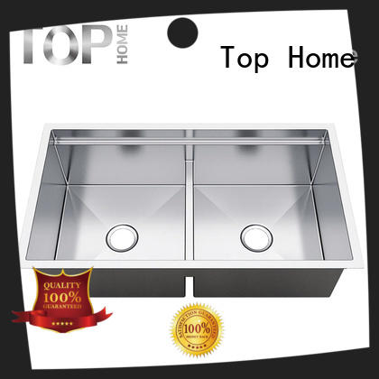 Top Home durable stainless steel undermount sink gauge for outdoor