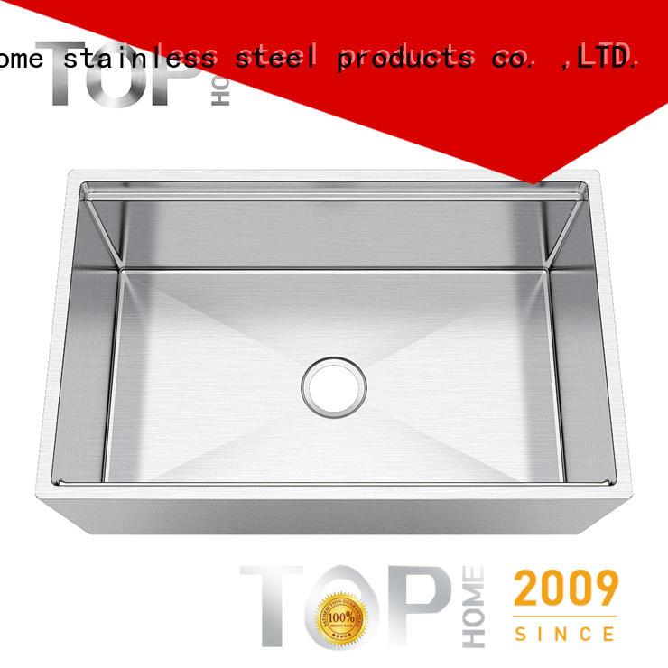 kitchen apron sink round supplier for countertop